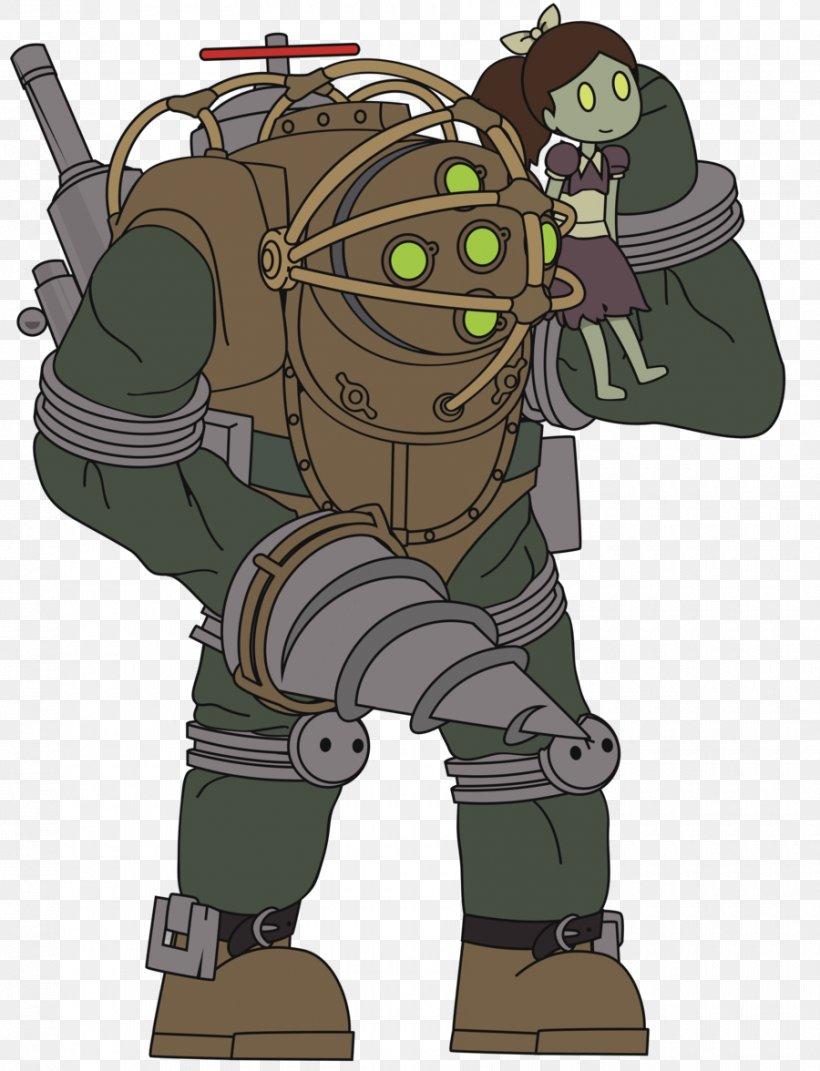 Bioshock 2 Big Daddy Drawing Png 900x1176px Bioshock 2