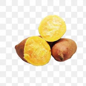 Fresh,sweet Potato - Vitelotte Sweet Potato Vegetarian Cuisine Food PNG