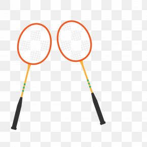 Badminton - Badminton Racket Download Icon PNG