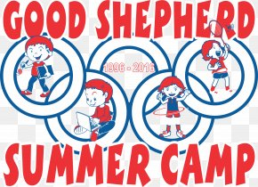 Summer Camp - Graphic Design Logo Clip Art PNG