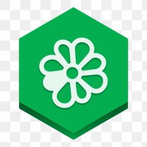 Icq - Area Symbol Brand Pattern PNG