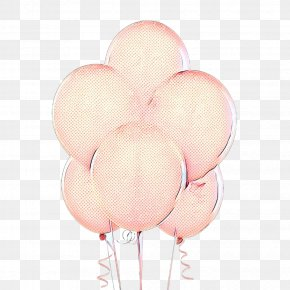 Toy Party Supply - Pink Balloon Party Supply Toy PNG