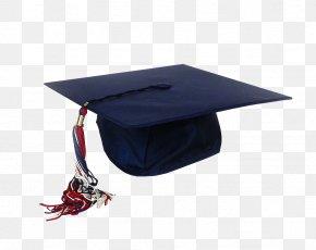 Bachelor Cap - Square Academic Cap Graduation Ceremony Hat PNG