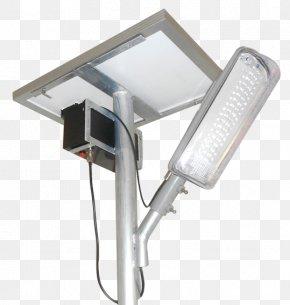 Streetlight - Solar Street Light LED Street Light Solar Lamp Lighting PNG