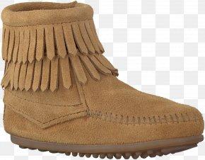 Fringe - Footwear Boot Shoe Suede Tan PNG
