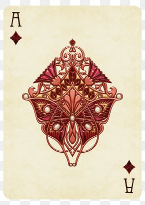 King - Playing Card Ace Of Hearts King PNG