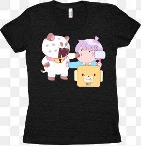 T-shirt - T-shirt Cartoon Hangover Frederator Studios Sleeve PNG