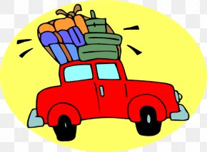 Travelling Cliparts - Travel Road Trip Free Content Clip Art PNG