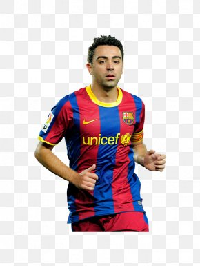 Fc Barcelona - Xavi FC Barcelona Spain Football 2009 UEFA Champions League Final PNG