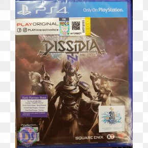 Dissidia Final Fantasy Nt - Dissidia Final Fantasy NT Final Fantasy XV PlayStation 4 Video Game Team Ninja PNG