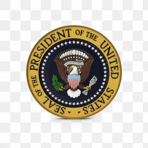 Presidential Seal - Oath Of Office Of The President Of The United States United States Presidential Inauguration Seal Of The President Of The United States PNG