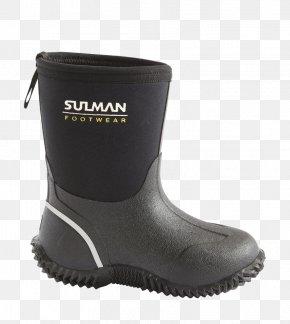 Boot - Snow Boot Slipper Wellington Boot Shoe PNG