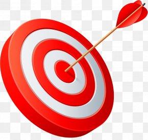 Target - Arrow Target Corporation Bullseye Clip Art PNG