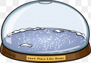 Log Cabin Snow Globe - Club Penguin Island Igloo Snow Globes PNG