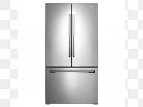 Refrigerator - Samsung RF26HFEND Refrigerator Home Appliance Frigidaire Gallery FGHB2866P PNG