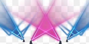 Lighting Effects - Stage Lighting Lamp PNG