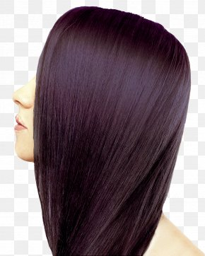 Hair - Black Hair Hair Coloring Human Hair Color PNG