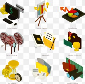 Business Vector Elements - Euclidean Vector Clip Art PNG