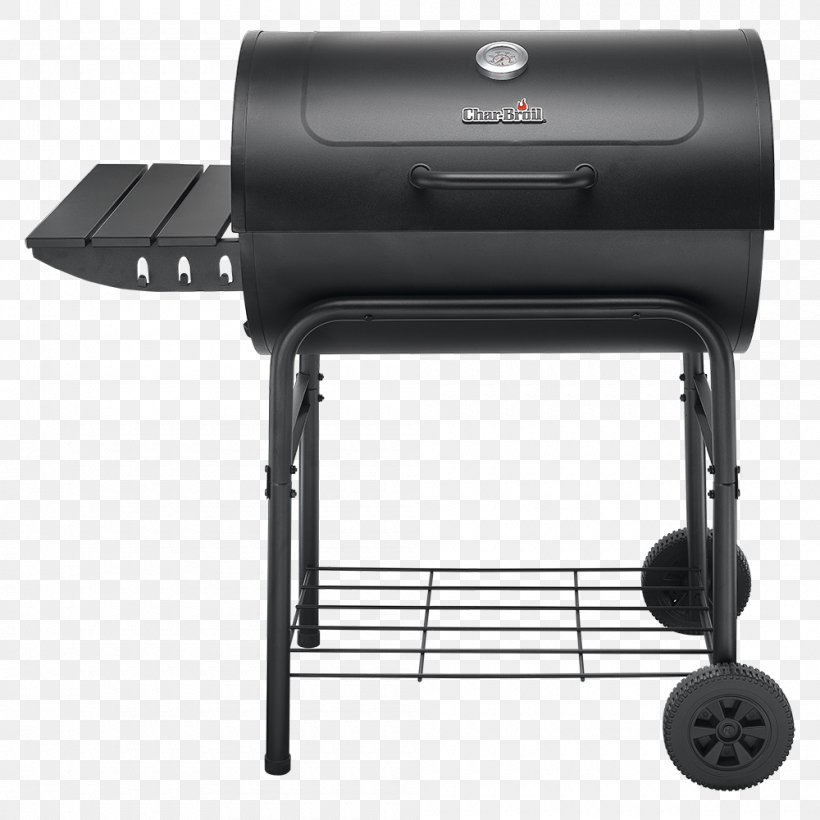 Barbecue-Smoker Grilling Char-Broil Cooking, PNG, 1000x1000px, Barbecue, Barbecue Grill, Barbecuesmoker, Charbroil, Charcoal Download Free