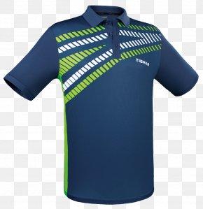 T-shirt - T-shirt Jersey Polo Shirt Ping Pong PNG