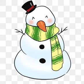 Funny Snowman Clipart - Snowman Olaf Clip Art PNG