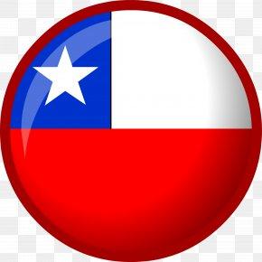 Flag - Flag Of Chile National Flag PNG