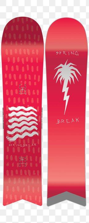 Snowboard - Snowboarding Capita Spring Break Slush Slasher 2016 PNG