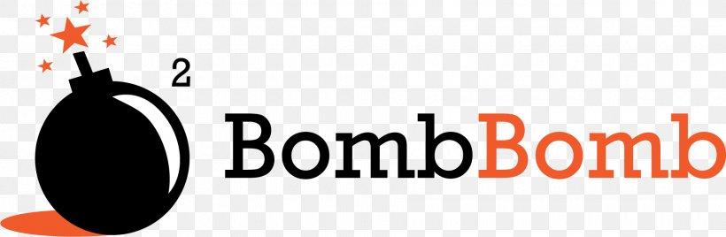 logo bombbomb llc video email brand png 1860x610px logo bomb brand email orange download free logo bombbomb llc video email brand