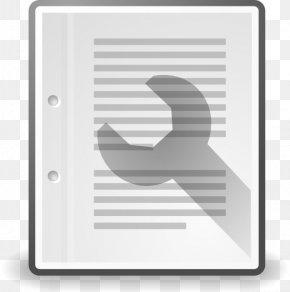 Properties Cliparts - Document Clip Art PNG