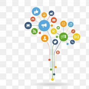 Social Media - Social Media Marketing Digital Marketing PNG