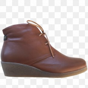 Boot - Boot Shoe Wedge Leather Botina PNG