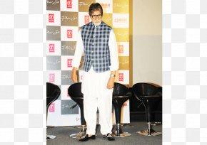Amitabh Bachchan - Phir Se Song Clothing Fashion PNG