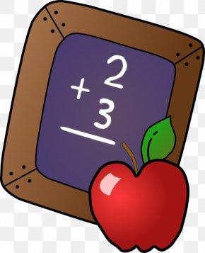 Dyscalculia Cliparts - School Teacher Education Clip Art PNG