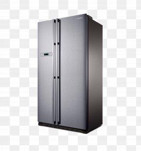 Refrigerator - Refrigerator Home Appliance Air Conditioner Washing Machine PNG