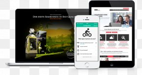 Smartphone - User Interface Design Computer Software Smartphone Responsive Web Design PNG