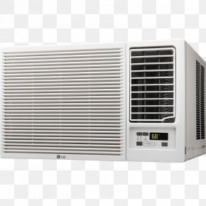 Air Conditioner - Window Air Conditioning British Thermal Unit Heater PNG