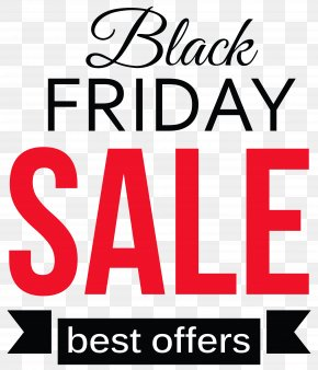 Black Friday - Black Friday Sales Discounts And Allowances Clip Art PNG