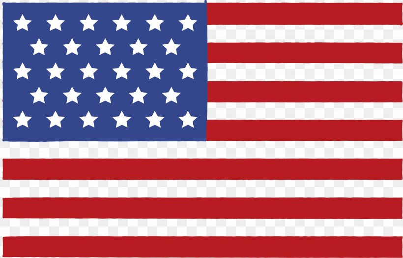 Flag Of The United States Decal Clip Art, PNG, 4863x3112px, United States, Area, Decal, Flag, Flag Of Canada Download Free