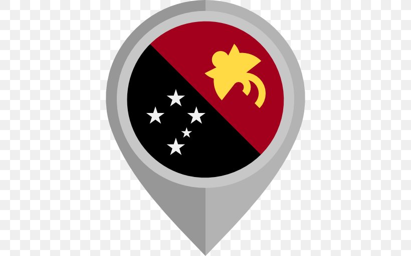 Port Moresby Flag Of Papua New Guinea, PNG, 512x512px, Port Moresby, Country, Flag, Flag Of Papua New Guinea, Heart Download Free