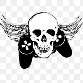 Skull - Skull Calavera Gamer Community PNG