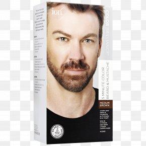 Beard - Beard Hair Coloring Moustache Facial Hair PNG