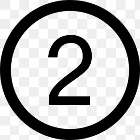 Number 2 - Copyright Symbol Copyright Law Of The United States Registered Trademark Symbol Fair Use PNG