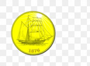 Coin - Piracy Pirate Coins Clip Art PNG