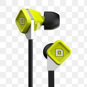 Headphones - Headphones Happy Plugs Earbud Apple Earbuds Green PNG
