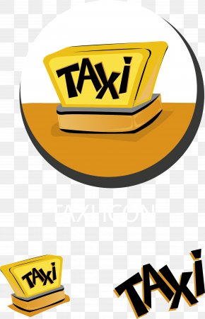 TAXI - Taxi (Taxi Cab) Logo Icon PNG