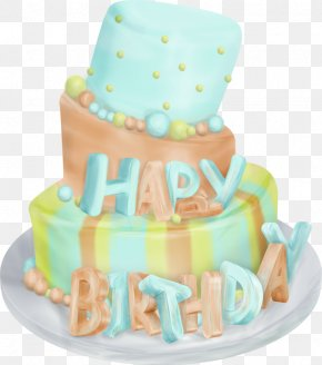 Birthday Cake - Birthday Cake Happy Birthday To You Balloon Gift PNG