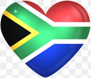 South Africa - Flag Of South Africa Clip Art PNG