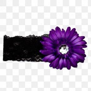Purple Flower Images Free Download - Flower Violet Headband Purple PNG