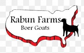 Boer Goat - Rabun Farms Boer Goats Goat Farming Dog Breed Purebred PNG