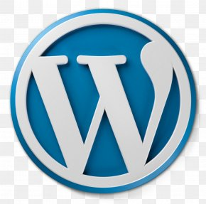 Wordpress Logo Free Download - WordPress Logo Website Blog Icon PNG